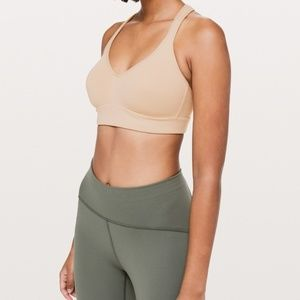 "Lululemon ""Speed Up Bra"""